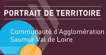 Portrait de territoire Saumur Val de Loire
