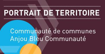 Portrait de territoire Anjou Bleu Communauté