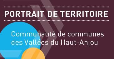 Portrait de territoire des Vallées du Haut-Anjou