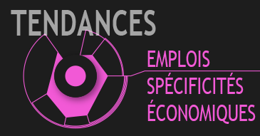 Emplois et spécificités économiques